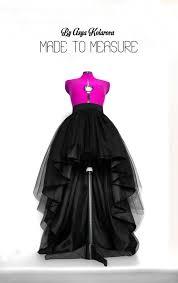 <b>High</b> low <b>tulle skirt</b> Asymmetrical taffeta skirt Dip hem tutu Layered ...