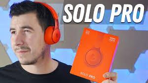 <b>Beats Solo Pro</b> - Обзор - YouTube