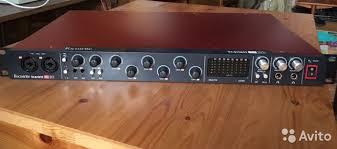 <b>Аудиоинтерфейс Focusrite Scarlett 18i20</b> купить в Москве на Avito ...