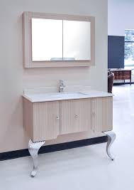 bathroom cabinets transitional