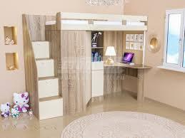 <b>Кровать чердак Golden</b> Kids 6 сонома купить за 22300 руб. в ...
