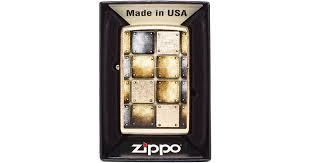 <b>Зажигалка</b> Zippo 28539 <b>Metal</b> Design <b>Бензиновая</b> купить в ...