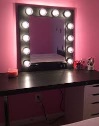 image of latest makeup vanity table with lights best lighting for makeup vanity