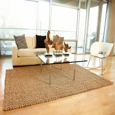Jute Rug Living Room Flooring Round Jute Rug For Your Home Flooring Ideas