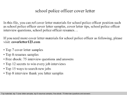 sample cover letter for police officer job   cover letter templatespolice officer cover letter  cover letter job interest