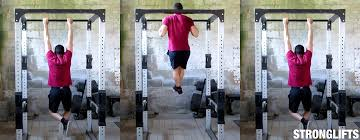 How to Do Pullups with Proper Form: Full Guide | StrongLifts