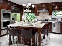 black wood kitchen island table counter high simple square shape brown simple square shape brown wooden kitchen isl