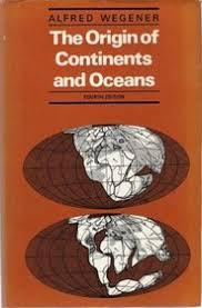 「book by Alfred Lothar Wegener」の画像検索結果