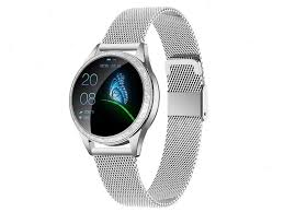 <b>Умные часы ZDK</b> V11 Silver наличными - ElfaBrest
