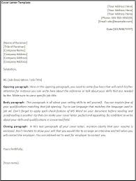cover letter template best word templates within best cover letter example best cover letter templates