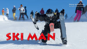<b>Ski Man</b> (Rollerman <b>Winter suit</b>) - YouTube