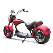 SoverSky Fat Tire Chopper Citycoco <b>Electric Motorcycle M1</b> 60V ...