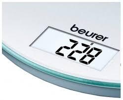 <b>Весы кухонные Beurer KS</b> 28 серебристый электронные; до 5 кг ...