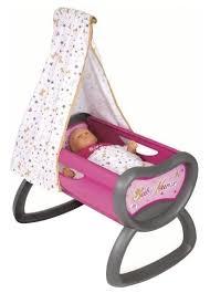 <b>Smoby</b> Кроватка для куклы <b>Baby Nurse</b> (220311) — купить по ...