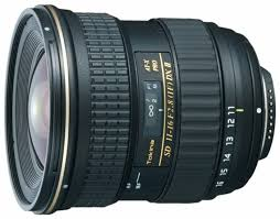 <b>Объектив Tokina</b> AT-X <b>11-16mm</b> f/2.8 (AT-X 116) Pro DX II <b>Nikon</b> F ...