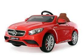 Детский <b>электромобиль Mercedes</b>-<b>Benz S63</b> AMG <b>Harleybella</b> ...