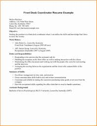 8 front desk receptionist resume samples invoice template front desk coordinator resume example front desk coordinator resume