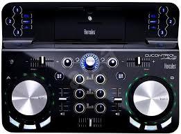 <b>DJ</b>-<b>контроллер Hercules DJ</b> Control Wave
