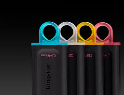 <b>USB Flash Drives</b> for personal use and encrypted data – Kingston ...