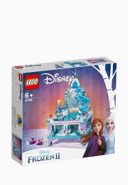 <b>Конструктор LEGO Disney Princess</b> 41168 Шкатулка Эльзы ...