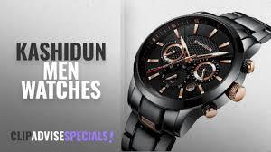 [2018 ]: KASHIDUN <b>Men's Watches</b> Luxury <b>Sports Military</b> Army