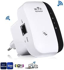 Other Home, Furniture & DIY <b>300Mbps</b> 802.11 <b>Wifi Repeater</b> ...