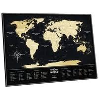 <b>1DEA</b>.<b>me Скретч Карта Мира</b> Black <b>World</b> — <b>Карты</b> — купить по ...