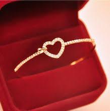 Выгодная цена на Золотыми Стразами «любящее Сердце ...
