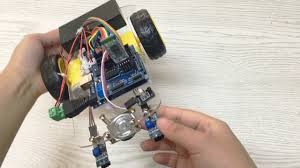 <b>4</b> Bluetooth Control of OSOYOO <b>2WD Robot Car</b> - YouTube