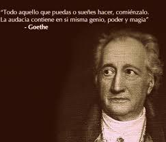 Resultado de imagen de Goethe y Nietzsche