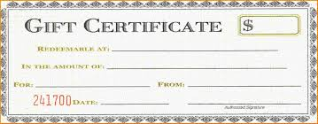 5 gift certificate templates letter template word gift certificate templates gift certififate template 1451 jpg