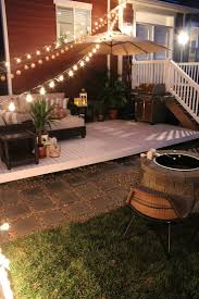 patio area carri home paver this bround next to the grass would work great for us and we already h