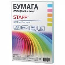 <b>STAFF</b>-<b>Бумага цветная</b> офисная - Лайма и <b>канцелярия</b> - цены ...