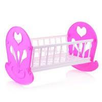 <b>Кроватки для кукол</b> от 690 руб. в Интернет магазине Kidsburg.
