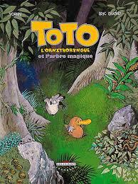 Toto l'ornithorynque et l'arbre magique de Eric Omond et Yoann