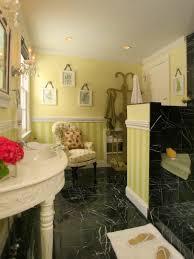 pics of bathroom designs: tropical retreat rms belleinteriors green black bathroom sxjpgrendhgtvcom