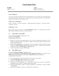 career objective on resumes cipanewsletter cover letter good career objective resume good career objective on