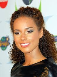 Singer Alicia Keys - singer_alicia_keys
