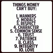 Money  Cas and Righteousness on Pinterest