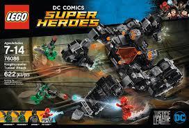 <b>LEGO SUPER HEROES</b> #<b>76086</b> Knightcrawler Tunnel Attack - New ...