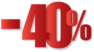 Imagini pentru 40%