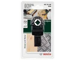 Биметаллическое погружное <b>пильное полотно Bosch</b> Starlock AIZ ...