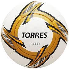 <b>Мяч футбольный TORRES T-Pro</b>