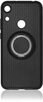 Купить <b>Чехол</b> (клип-кейс) <b>DF</b> hwBlackRing-01, для <b>Huawei Honor</b> ...