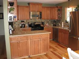 kitchen cabinets with granite countertops:  kitchen exquisite maple kitchen cabinets to have homeoofficee image of fresh on interior gallery granite
