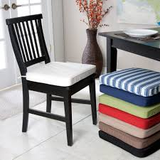 Black And White Kitchen Table Inspiring Colorful Kitchen Table Chair Cushions Covers White
