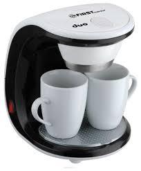 <b>Кофеварка FIRST</b> AUSTRIA <b>FA</b>-<b>5453</b>-<b>2</b> — купить по выгодной ...