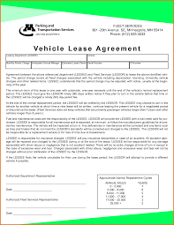vehicle lease purchase agreement template resume builder vehicle lease purchase agreement template