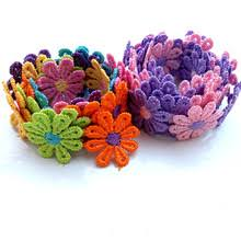 Buy crochet flower and get free shipping on AliExpress.com