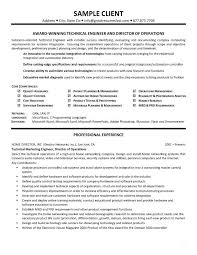 systems engineering resume objective technical examples sample for technical skills system engineer resume sample